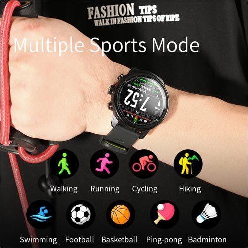 L5 Smart Watch Waterproof Men Bluetooth Android Wristband