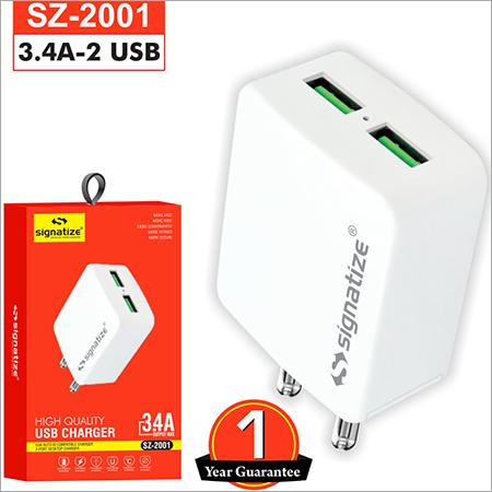 SZ 2001 3.4A 2 USB