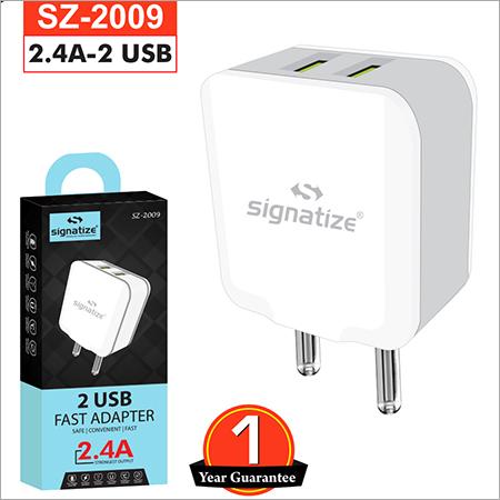 SZ 2009 2.4A 2 USB