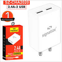 SZ CHA2020 2.4A 2 USB