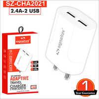 SZ CHA2021 2.4A 2 USB
