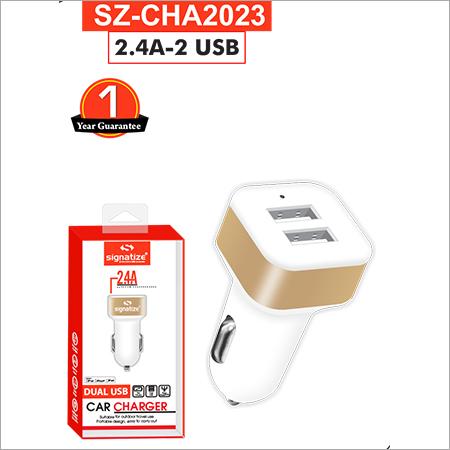 SZ CHA2023 2.4A 2 USB