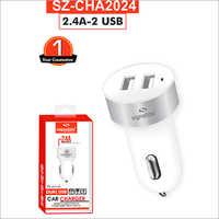 SZ CHA2024 2.4A 2 USB