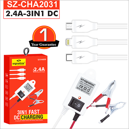 SZ CHA2031 2.4A 3IN1 DC
