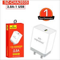 SZ CHA2035 2.8A 1 USB
