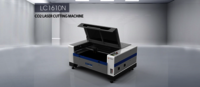 CO2 1610 Laser Cutting and Engraving Machine