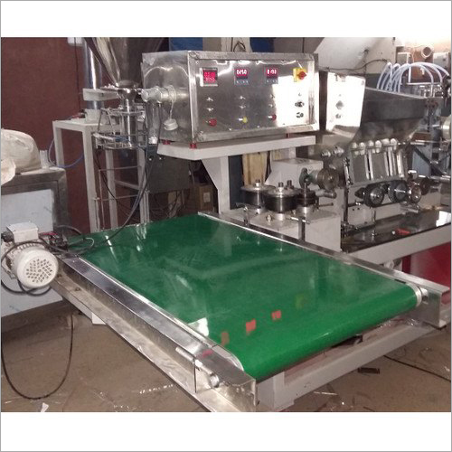 Automatic Horizontal Breading Wrapping Machine