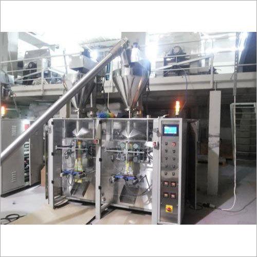 Automatic Twin Collar FFS Machine