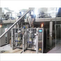 Automatic Twin Collar FFS Machine