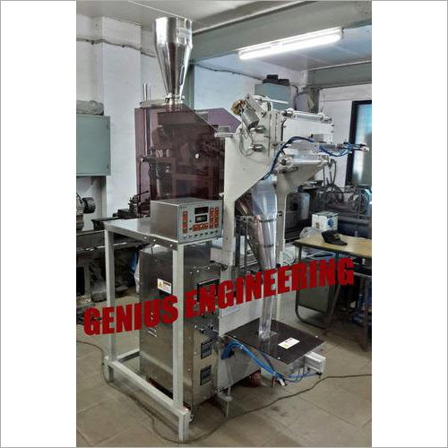 Pneumatic FFS Machine With Single Head Weigh Filler