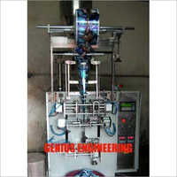 Zipper Pouch Packing Machine