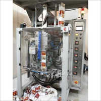 Collar Multihead Standup Pouch Packing Machine