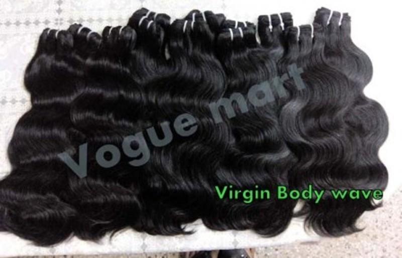 Raw Virgin Body Wave Hair Extensions