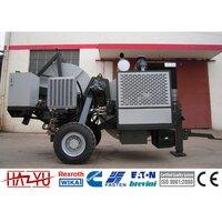 TY1x70 70kN 77kw(103hp) Transmission Line Stringing Equipment Hydraulic Tensioner