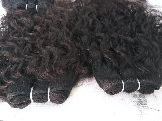 Virgin Steam Processed Deep Wave Hair