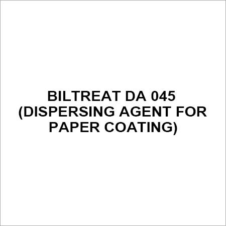 BILTREAT DA 045 (Dispersing Agent for Paper Coating)