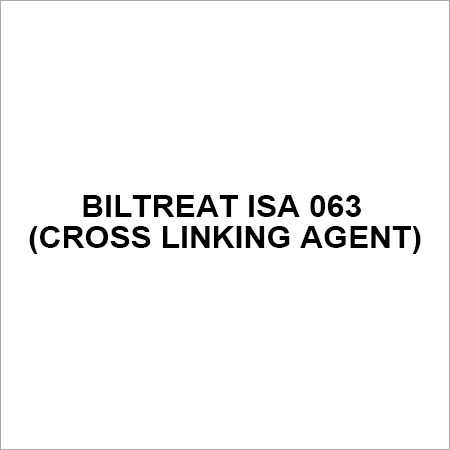 BILTREAT ISA 063 (Cross Linking Agent)