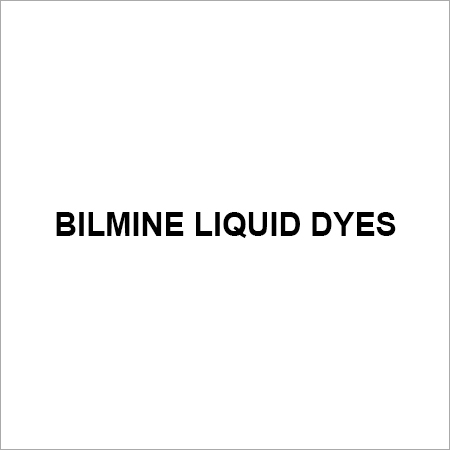 BILMINE LIQUID DYES