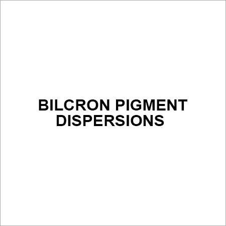 BILCRON PIGMENT DISPERSIONS