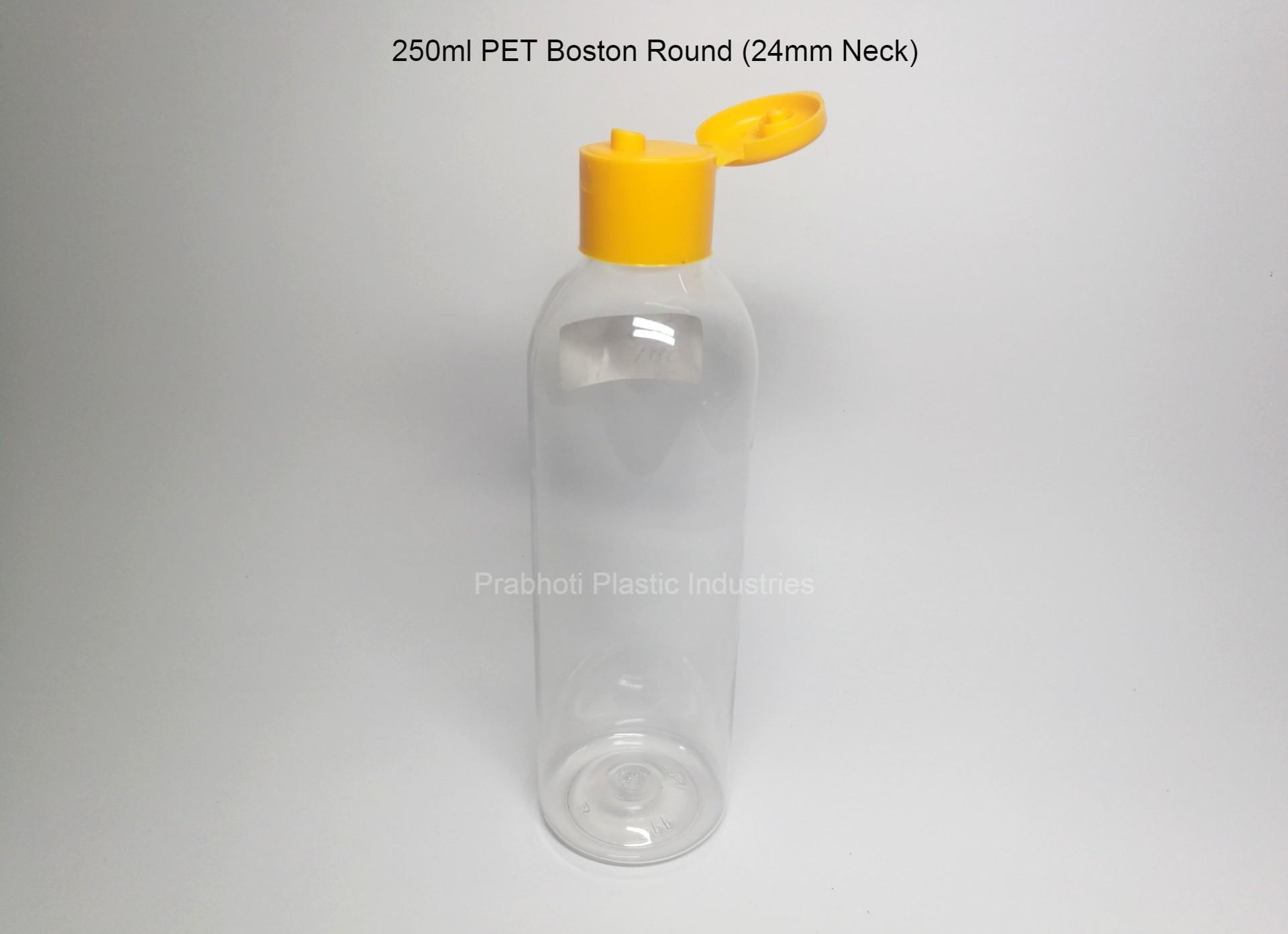 Round PET Bottle