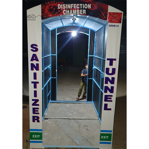 Automatic Sanitization Tunnel
