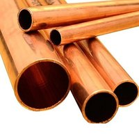 80-20 Red Brass Pipes & Tubes