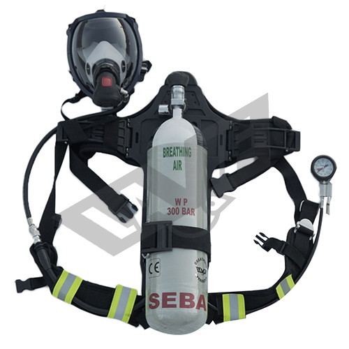 Open Circuit Breathing Apparatus (SCBA)