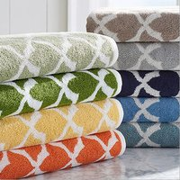 Multicolor Bath Towel