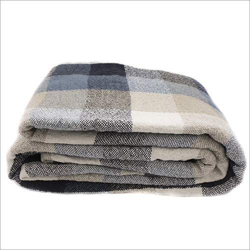 Cotton Checked Towel