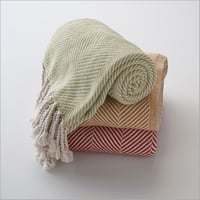 Knitted Cotton Blankets