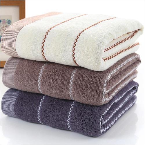 Pre Fiber Bath Towel