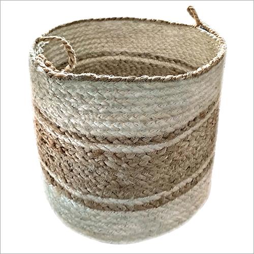 Plastic Wicker Big Basket