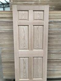Oak Solid Wood Panel Door