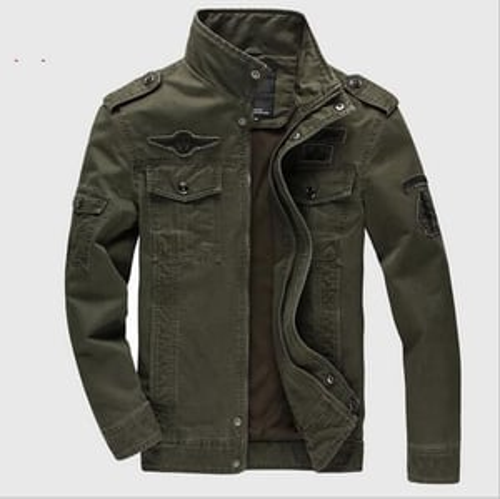 Mens Outwear Jacket