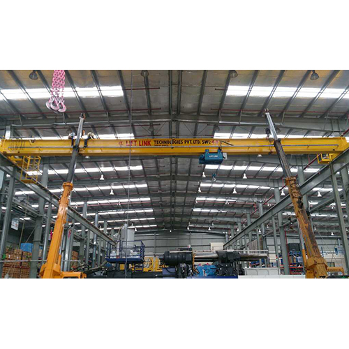 Industrial Single Girder EOT Crane