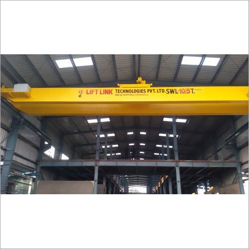 Industrial Flame Proof Double Girder EOT Crane
