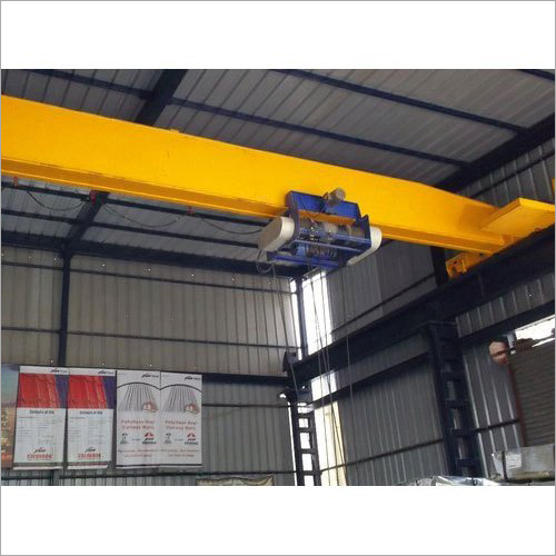 Industrial Single Beam Overhead Crane