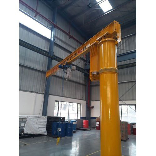 Industrial Pillar Mounted Jib Crane