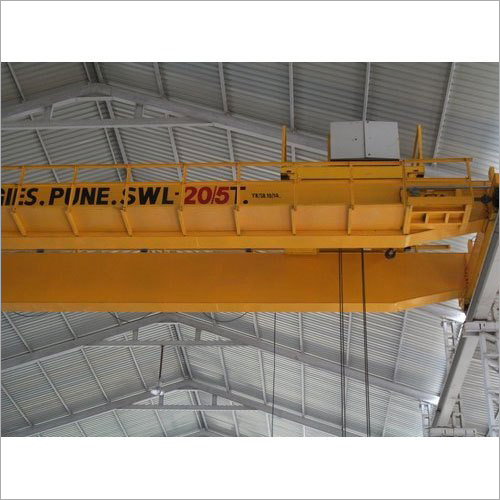 Industrial Double Girder EOT Crane