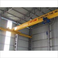 Industrial Single Girder EOT Crane