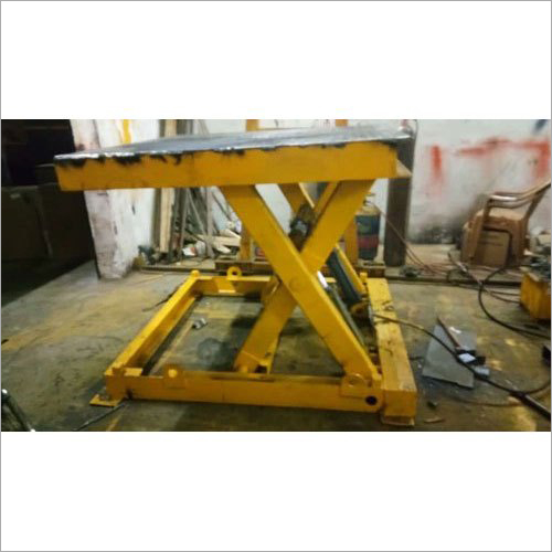 Industrial Electric Scissor Lift Table