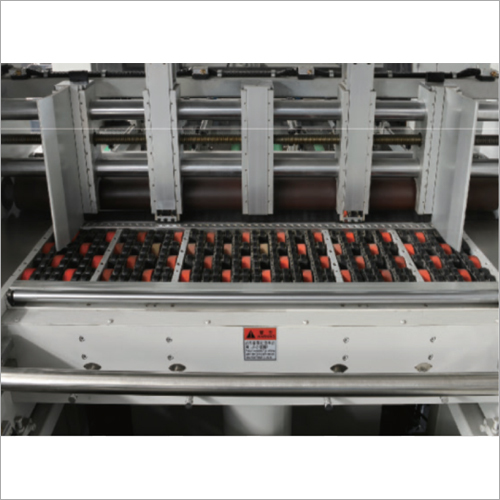 Lead Edge Feeder Cutting Machine