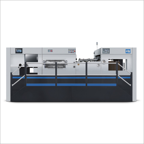 High Pressure Automatic Die Cutting Machine With Heating Suction