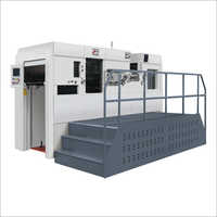 Fully Automatic Die Cutting Machine With Stripping
