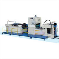 Fully Automatic Film Lamination Machine