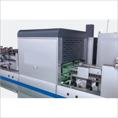 High Speed Fully Automatic Folder Gluer with On-Line Printing Inspection