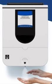 Contactless Sanitizer Machine