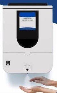 Contactless Sanitizer Machine