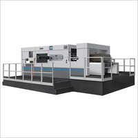 Automatic Die Cutting And Creasing Machine.