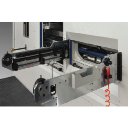 Fully Automatic Die Cutting And Creasing Machine With Stripping.